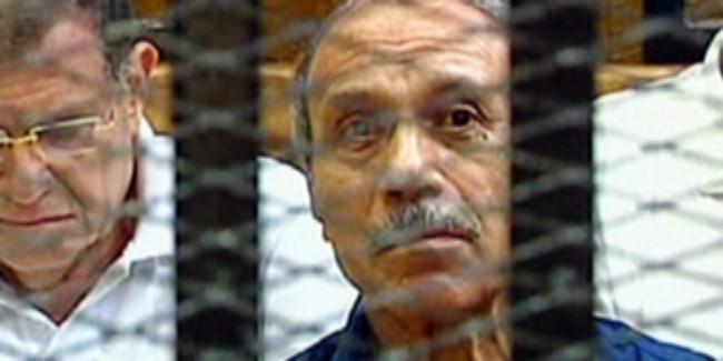 قاتل الشباب المصري حبيب العادلي